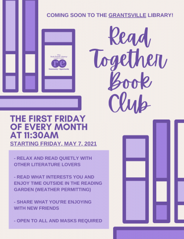 Read Together Book Club (Grantsville)